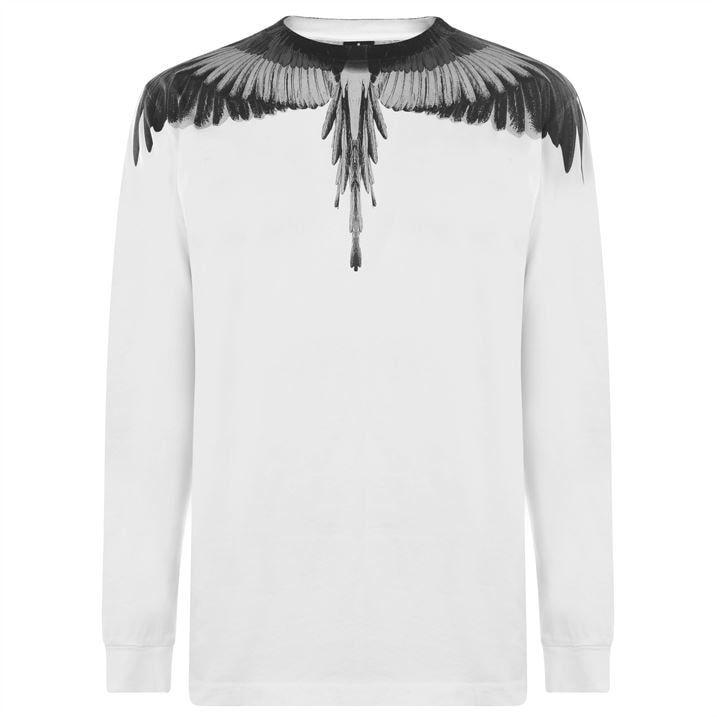 Wings Long Sleeve T Shirt