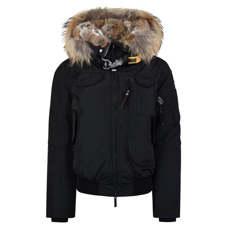 Gobi Fur Coat