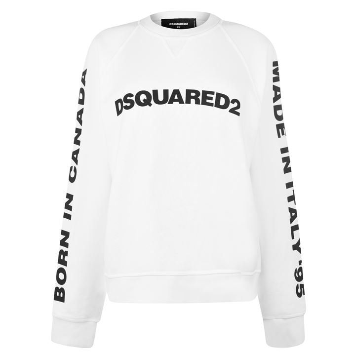 Cool Fit Logo Sweatshirt