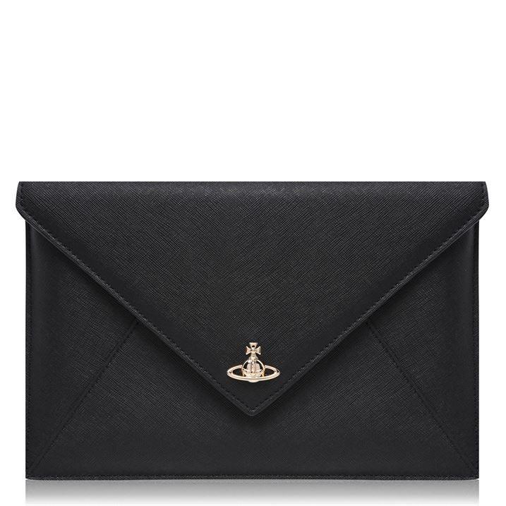 Victoria Envelope Clutch Bag