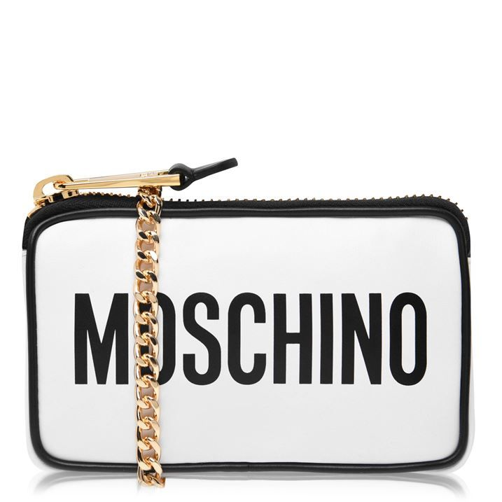 Logo Mini Chain Bag