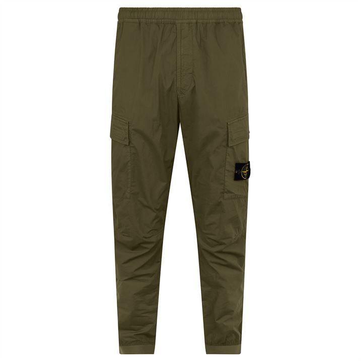 Stretch Cotton Tela Cargo Trousers