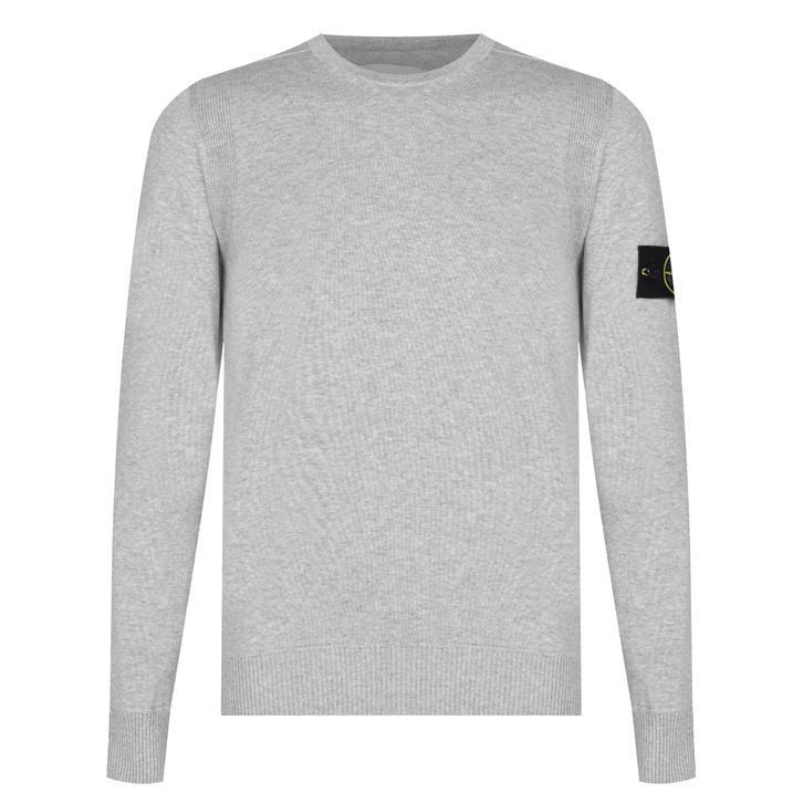 Garment Dyed Cotton Sweater