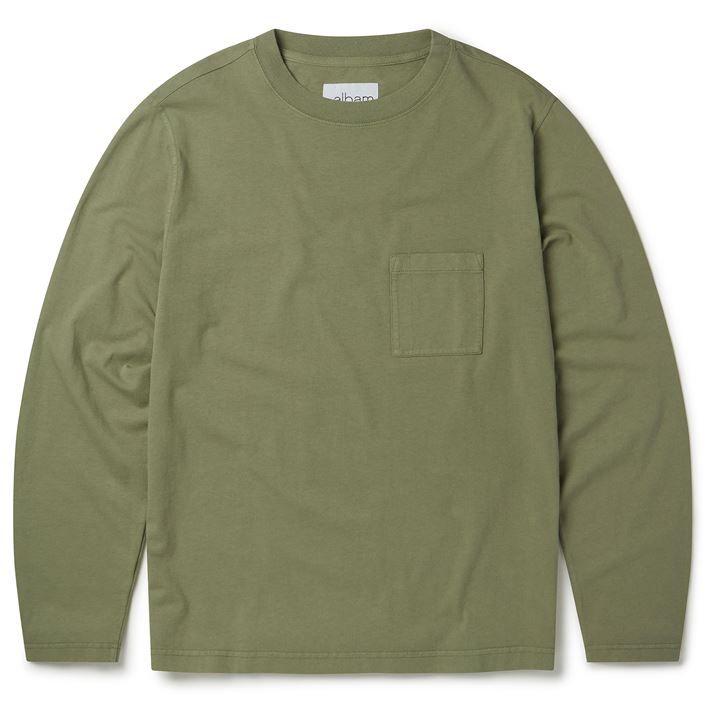 Albam LS Workwear T Sn12