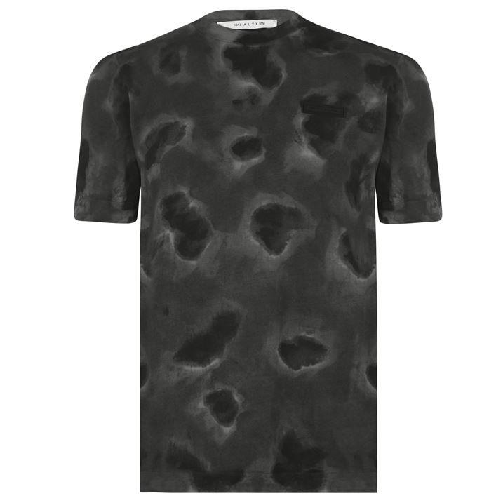 Short Sleeve Print T Shirt
