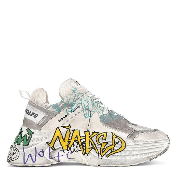 Titan Graffiti Sneakers