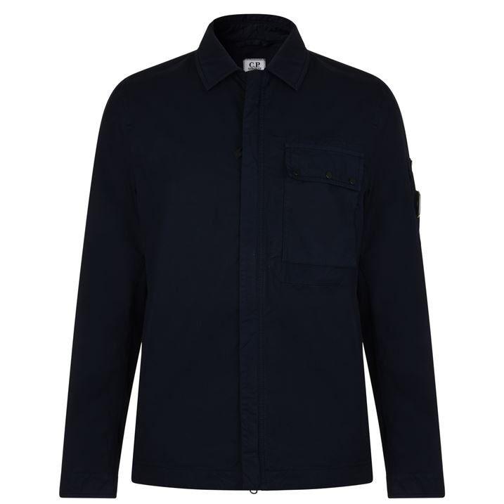 Lens Overshirt Jacket