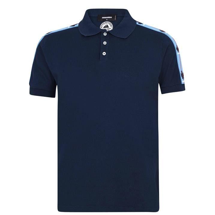 Tape Tennis Polo Shirt