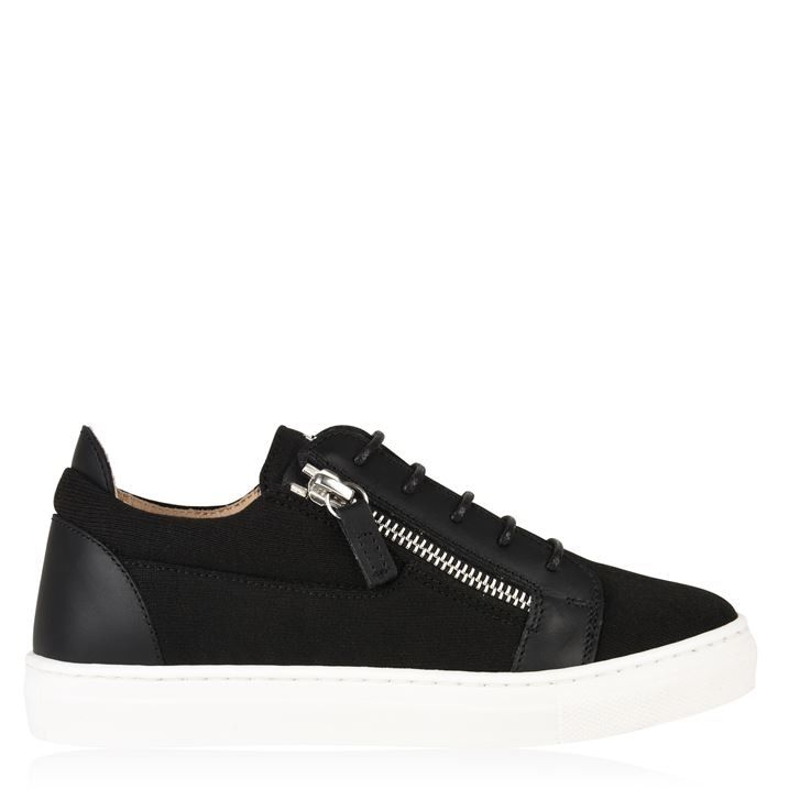 Unisex Juniors London May Canvas Trainers