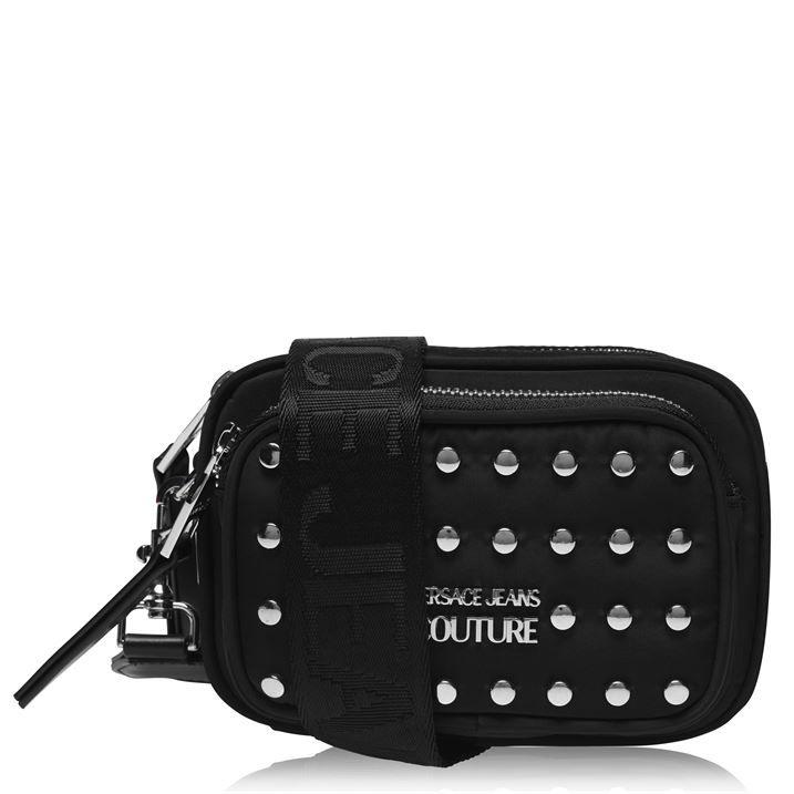 Studded Camera Bag
