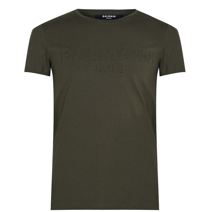 Embossed T Shirt