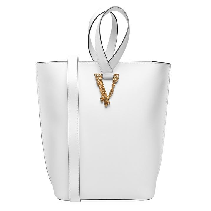 Virtus Tote Bucket Bag