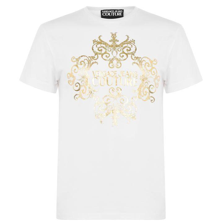 Baroque Motif T Shirt