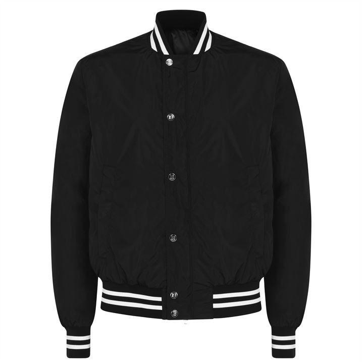 Reverse Bomber Jacket