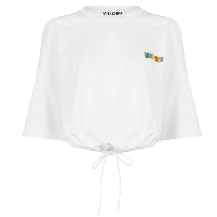 Colour Letter T Shirt