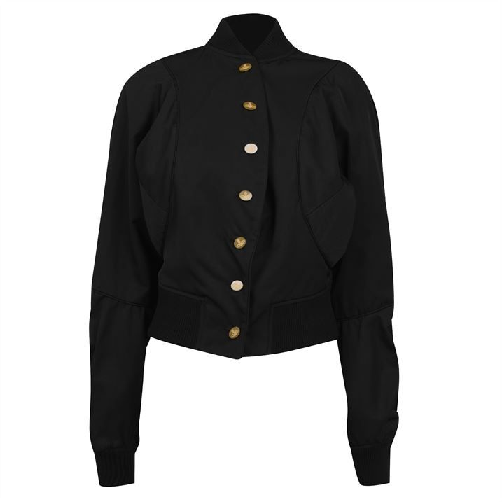 Pourpoint Bomber Jacket