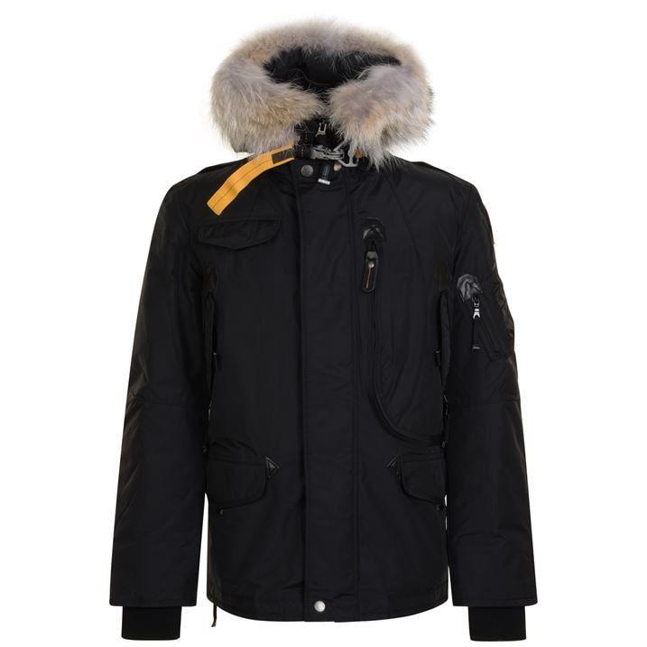 Right Hand Parka Jacket