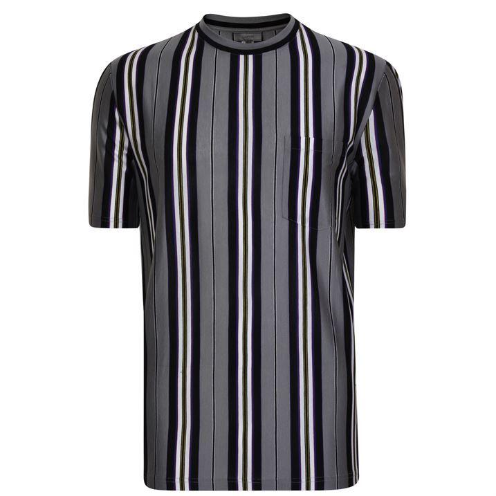 Vertical Stripe T Shirt