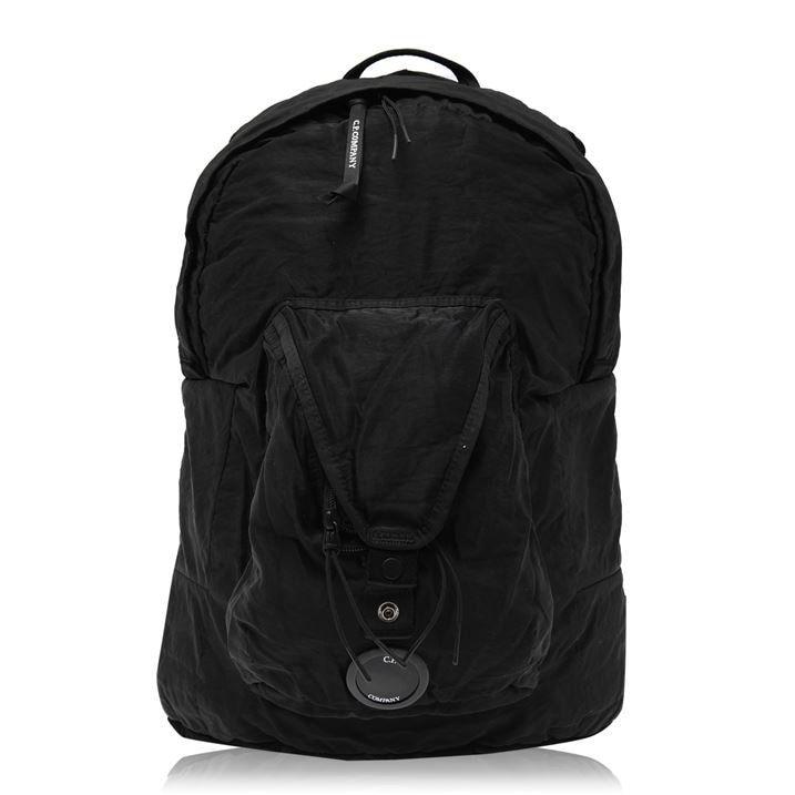 Lens Pocket Backpack