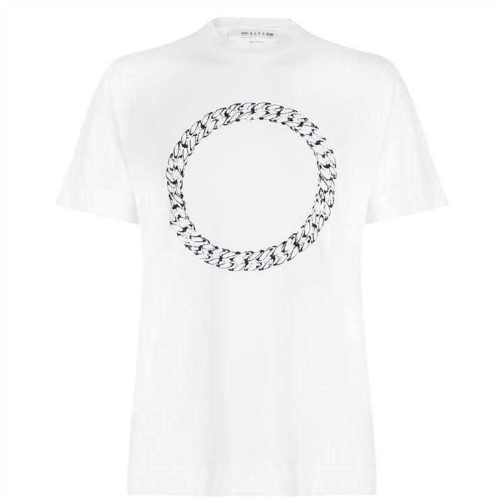 Cube Chain T Shirt