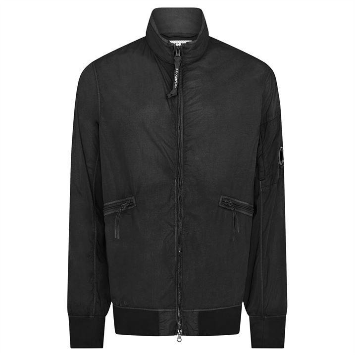 Chrome Nylon Jacket