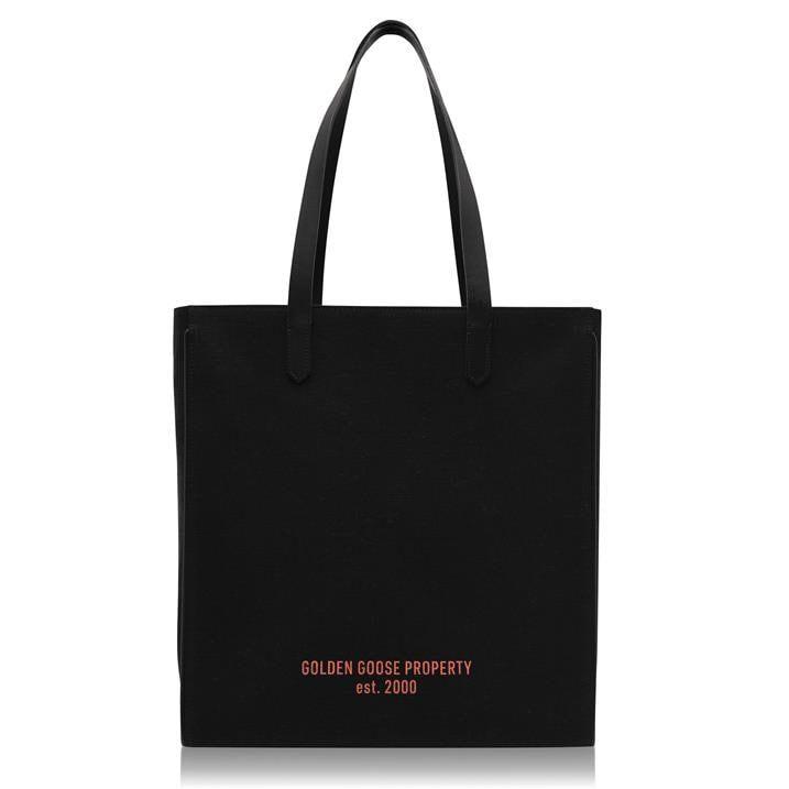 Star Glitter Canvas Bag