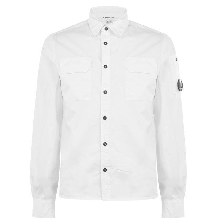 Lens Double Chest Shirt