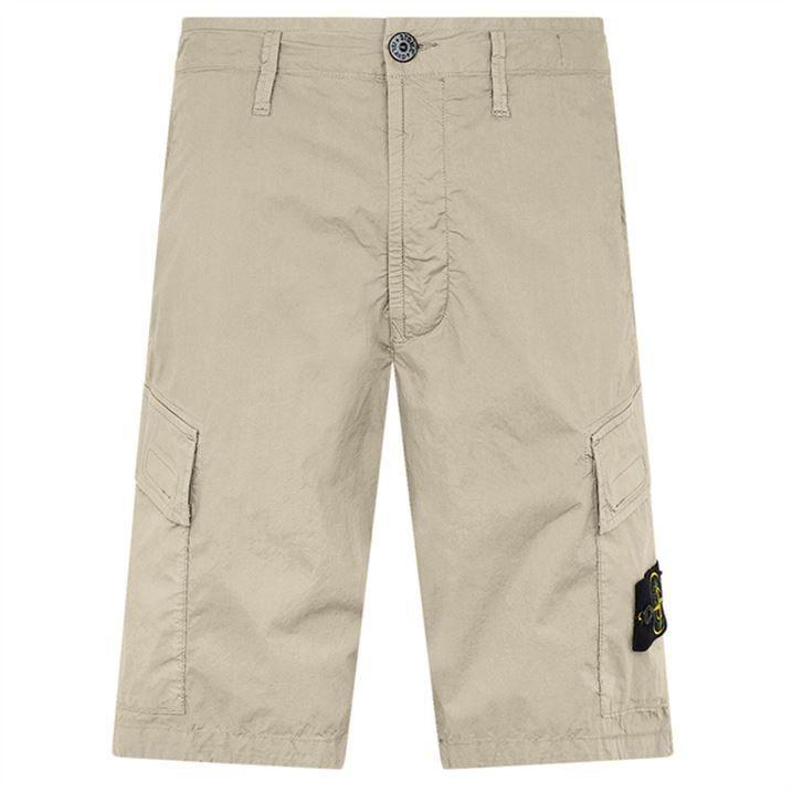 Stretch Cotton Tela Cargo Shorts