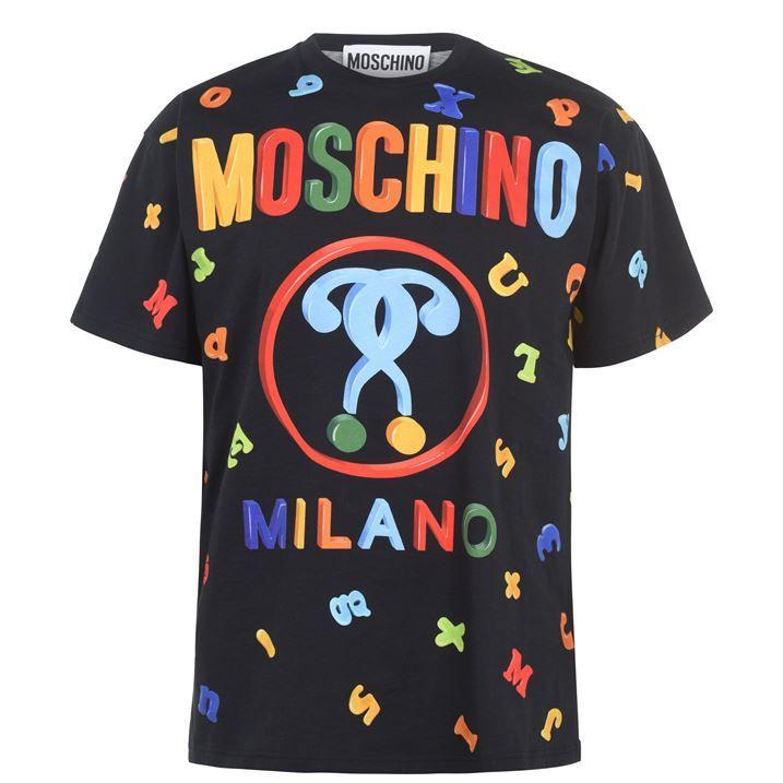 Alphabet T Shirt