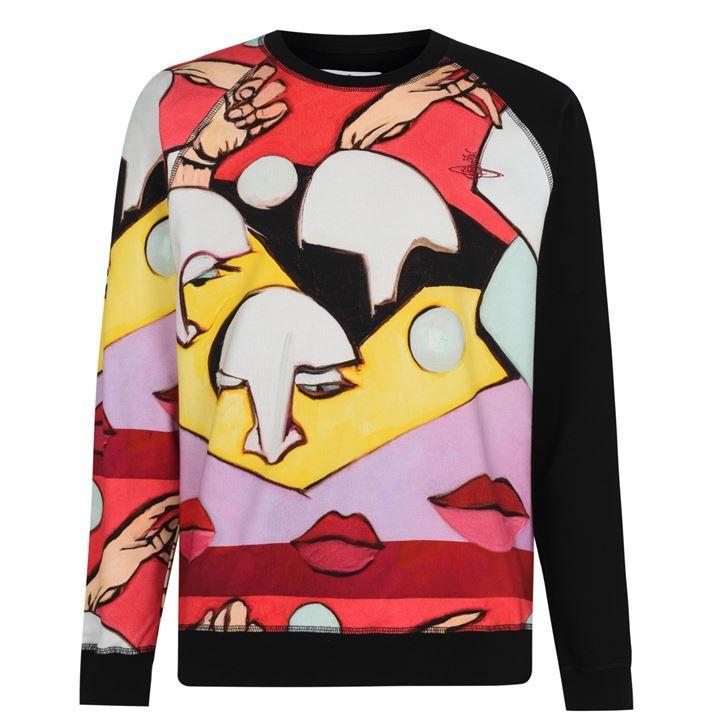 Artist Crew Sweatshirt