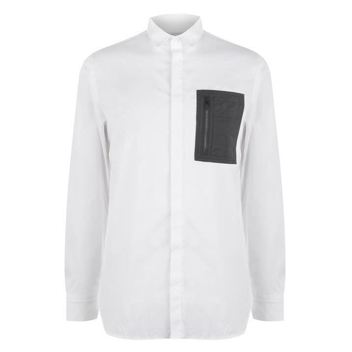 Zip Pocket Shirt