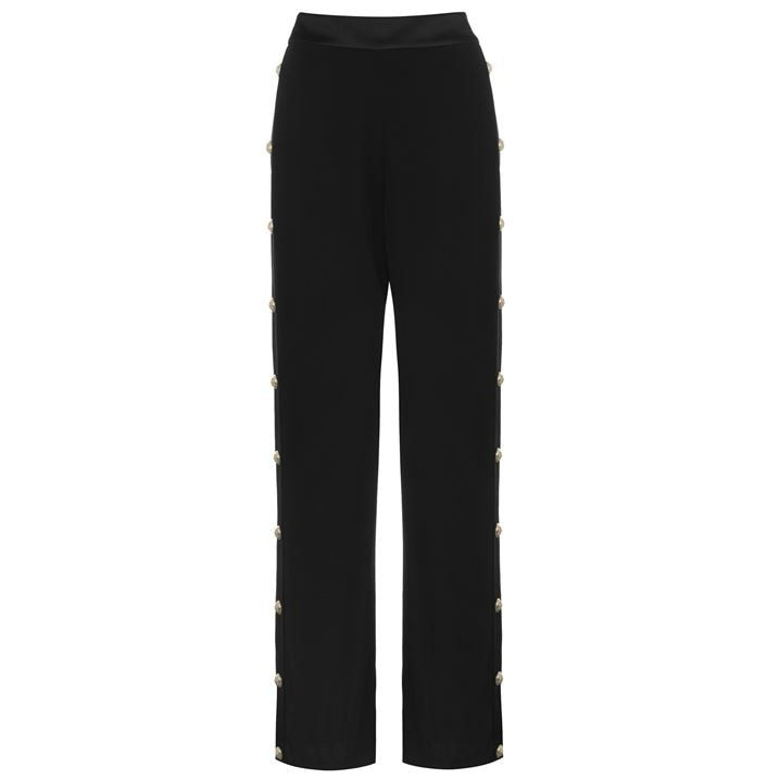 Side Button Trousers