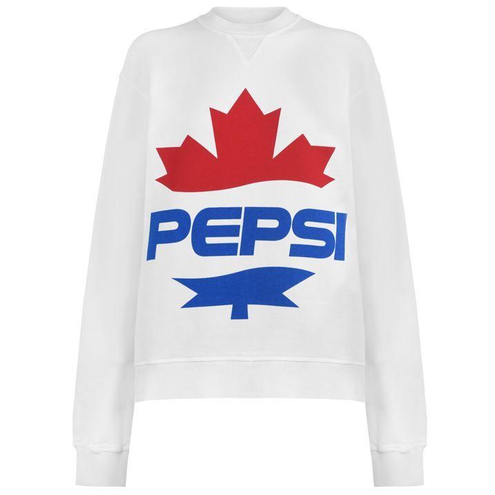DSQ Pepsi Sweater Ld02