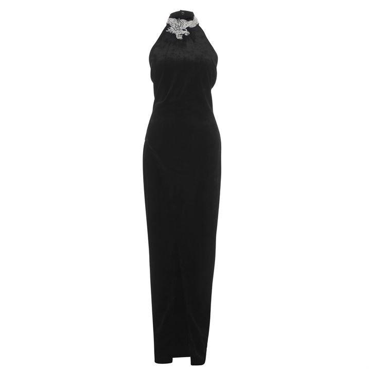 Velvet Jewel Dress