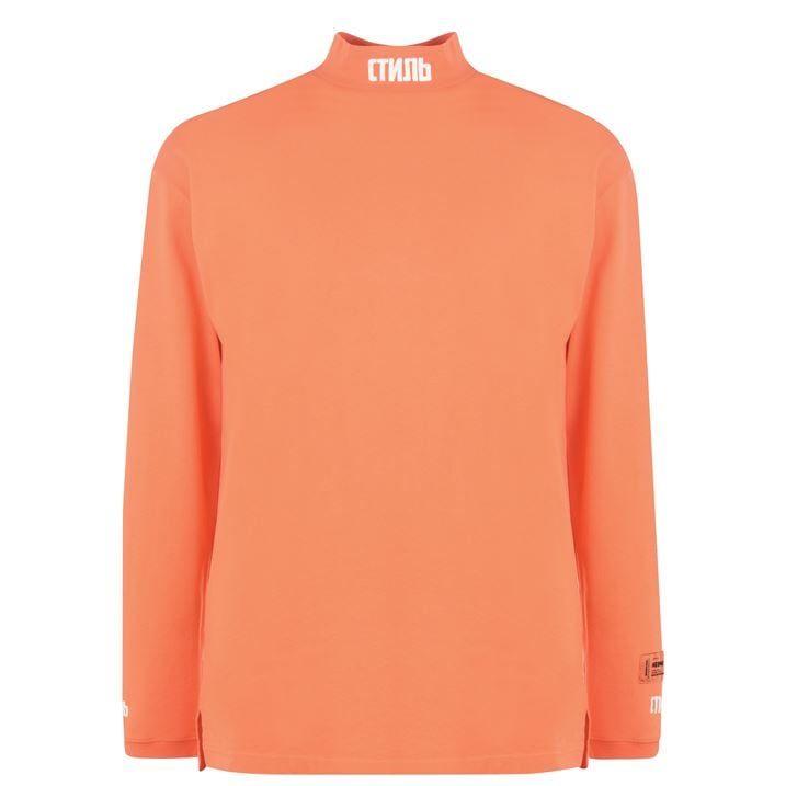 Long Sleeve Turtleneck T Shirt