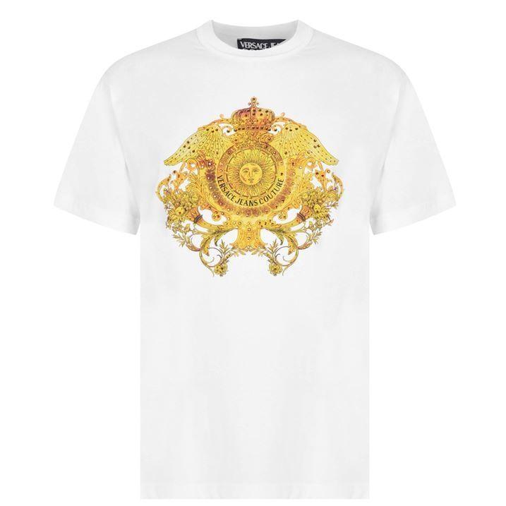Crest Logo T Shirt