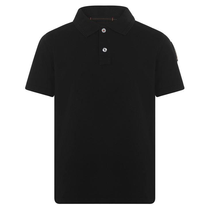 Junior Boys Basic Polo Shirt
