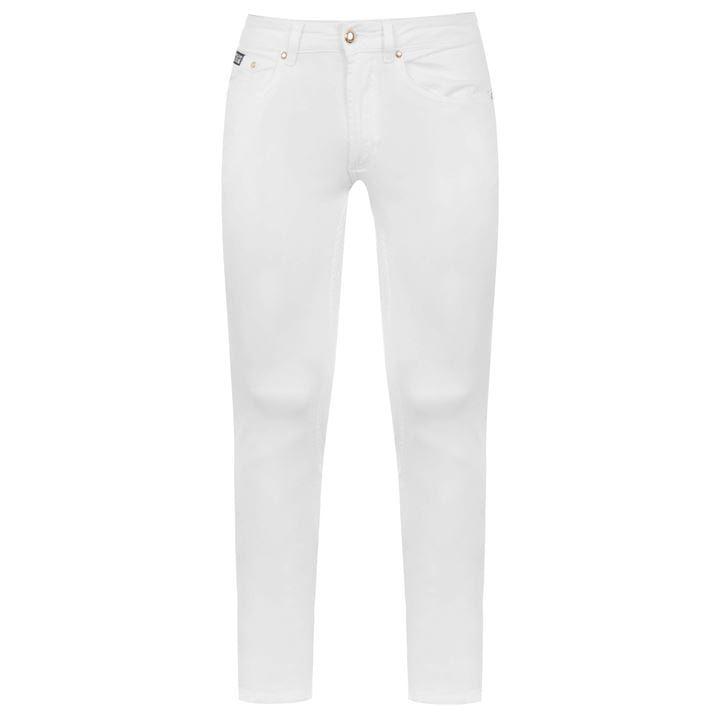 Versace Logo Slim Jeans