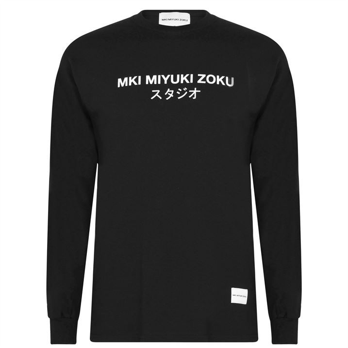 Classic Logo Long Sleeve T Shirt