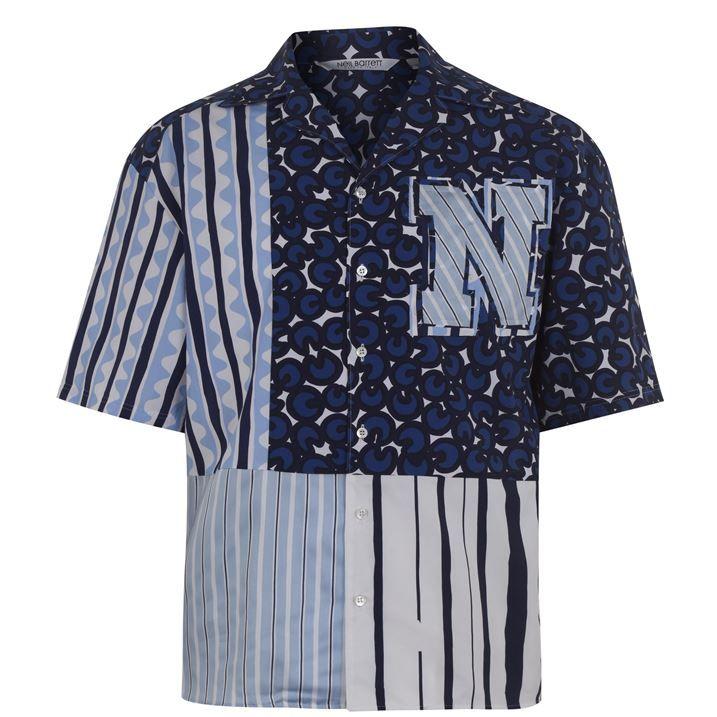 College Short Sleeve Shirt