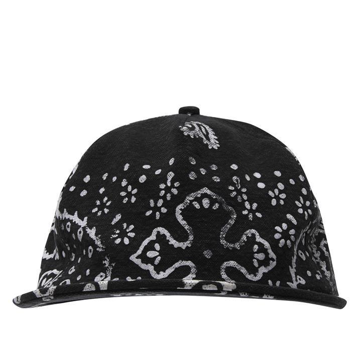 Bandana Snapback Cap