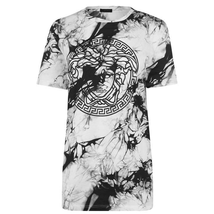 Tie Dye Medusa T Shirt