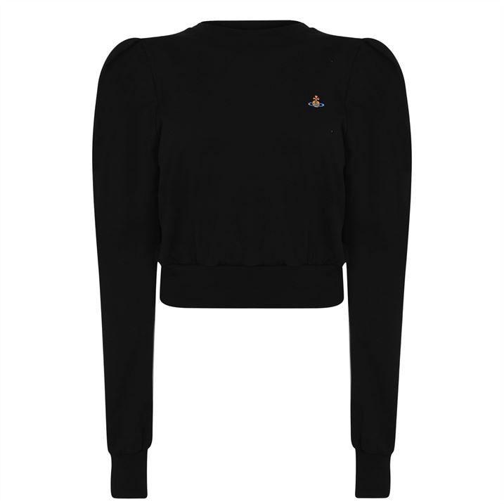 Aramis Puff Sleeve Sweater