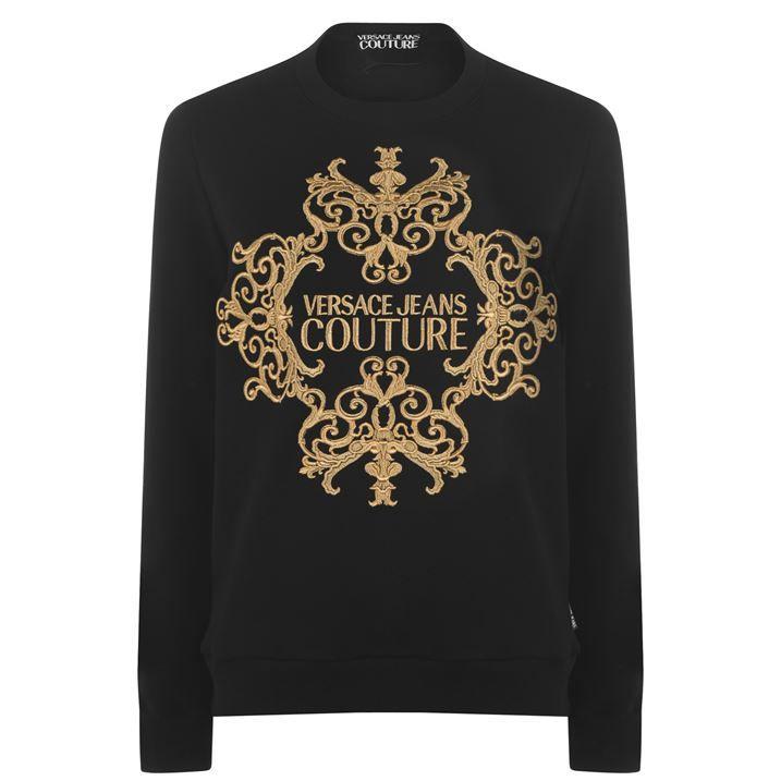 Baroque Logo Sweatshirt