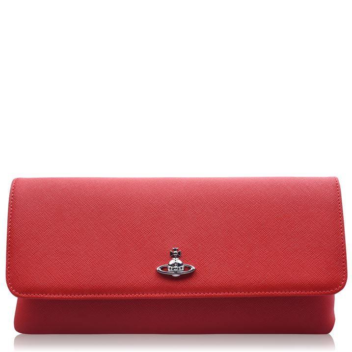 Victoria Flap Clutch Bag