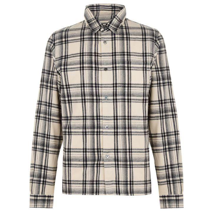 Straight Hem Shirt