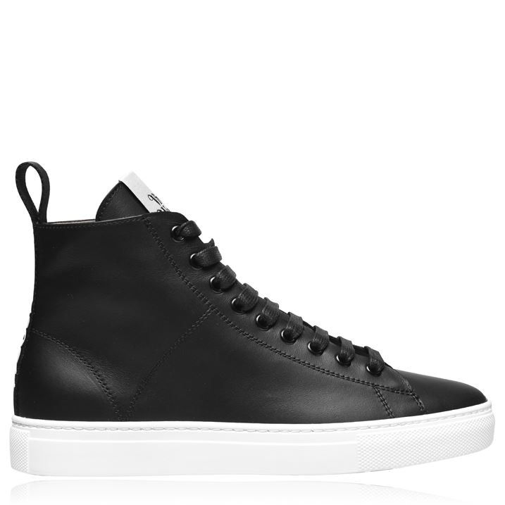 Brighton High Top Trainers