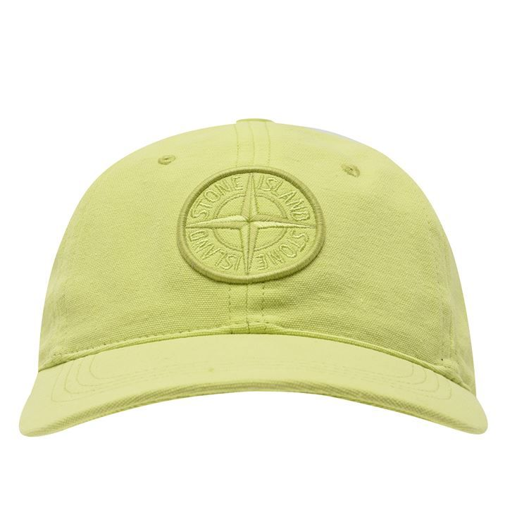 Cotton Rep Embroidered Cap