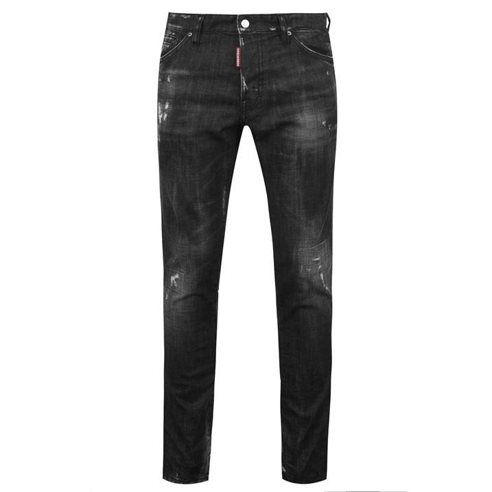 Cool Guy Black Jeans