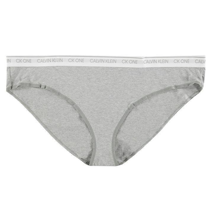 Plus Cotton Bikini Briefs